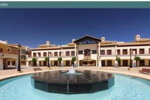 2 Bed Hacienda Del Alamo Golf Resort
